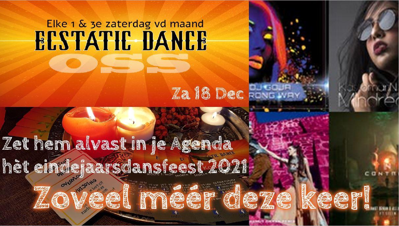 Last Dance - Eindejaars dance event - Save the date!